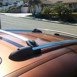 Mont Blanc Aerowing Gripper Upgrade Cross Bars Clamp Mount Universal Fit Roof Rack Roof Rack