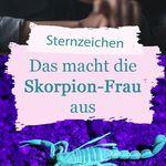 Was man Гјber die Datierung einer Skorpio-Frau wissen soll