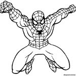 Free Printable Spiderman Coloring Pages For Kids Spiderman Coloring Spider Coloring Page Superhero Coloring Pages