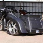 Custom Baggers Custombaggers In 2020 Custom Baggers Bagger Custom Bicycle