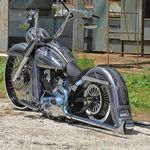 Road King With Stretched Bags Road King Classic Road King Road King Custom