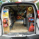 Bett Sofa Fur Nissan Nv200 Mini Camper 25 05 2016 10 29 00 1 Campingbus Ausbau Campingbus Micro Camper