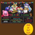 This Item Is Unavailable Birthday Invitations Star Party Digital Invitations
