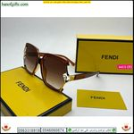 نظارات فندي Fendi درجه اولى مع كامل ملحقاتها هدايا هنوف In 2020 Sunglasses Oval Sunglass Glasses