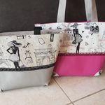 Signare besace sac d/épaule tapisserie mode femme Colibri