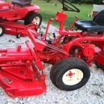 816 With Scoop Yard Tractors Tractors Antique Tractors