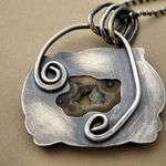 Maligano Jasper Carved Guitar helps one shed layers within themselves that no longer serve them Pendant Making Gemstone Maligano Jasper