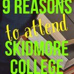 Skidmore College Skidmorecollege On Pinterest