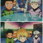 الشخصيات Anime Art Portrait