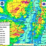 Image Result For Topographical Map Of New York State Map Of New