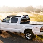Durable Versatile Secure Capable Of Opening And Snapping Closed In Just A Few Seconds Our Rolling Tonneau Covers Are A Tonneau Cover Truck Covers Truck Bed