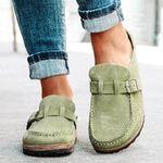 Pin op schoen