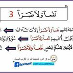 متشابهات في جزء عم Coran Coran Islam