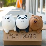 36 Izobrazhenij O We Bare Bears V We Heart It Sm Bolshe O We Bare Bears Cartoon I Panda Ice Bear We Bare Bears Bear Wallpaper We Bare Bears