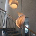 2er Set Appliques Murales Chrome Salon Lampes Satiné Interrupteur à tirage éclairages
