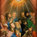 pentecostes nacimiento de la iglesia