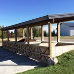 O2compost Benchmark System In La Center Washington Horse Farm Ideas Horse Barn Plans Small Horse Barns