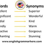 Synonym Words With C In English English Grammar Here English Vocabulary Words Learn English Words Learn English Vocabulary