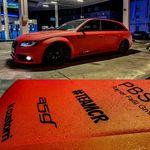 Ford Ranger Komplettfolierung Scheibentonung Autofolierung Ford Ranger