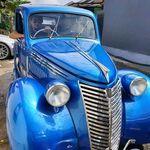 Koleksi Mobil Antik Mercy Ponton 180 Tahun 1955 Mobil Mobil Klasik Antik