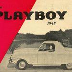 Pin On Playboy Car