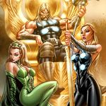 Darkchylde Collectibles The Legacy Summer Preview Set Vf-nm Can Be Repeatedly Remolded. Other Modern Age Comics