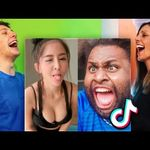 Tik Tok Try Not To Laugh Challenge Vs My Mum Youtube Try Not To Laugh Trending Videos Christina Aguilera Albums