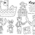 17 best Pirate bulletin boards images on Pinterest