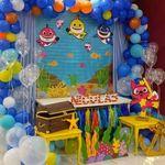 Baby Shark Birthday Party Printable Files Shark Birthday Party Shark Theme Birthday Shark Birthday Invitations