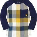Sizes 4-14 Desigual Boys Plaid Shirt Yuca