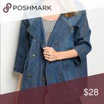 BUCKLE BKE CULTURE STRETCH Capri Womens Denim Blue Jeans