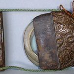 World Class Objects In The Madame Heymann Collection The Key Chart 16th C Glasses In A Case Medieval Crafts Leather Craft Leather Case