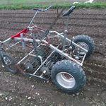 Gt Tractors Inter Row Tiller Youtube Tiller Tractors The Row