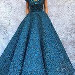 فساتين سهرة وخطوبة Gowns Embellished Gown Fairytale Dress