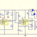 Flipflop Circuit Is A Circuit That Has Two Stable States And Can Be Used To Store State Information Electronics Circuit Electronic Schematics Circuit