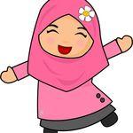 Light Of Hijab 2 By Wardet2ml Ilustrasi Karakter Kartun Gambar