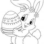 Cute Bunny Coloring Pages For Kids Activity Free Coloring Sheets Bunny Coloring Pages Cartoon Coloring Pages Baby Bugs Bunny