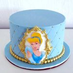 Me encanta Buceo 24 Comestible Cupcake Toppers Torta Decoraciones círculos precortada