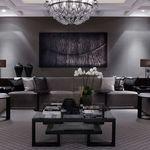 Instagram Photo By مساند مفروشات جلسات ستاير Apr 17 2016 At 7 50pm Utc Table Decor Living Room Simple Living Room Boho Living Room