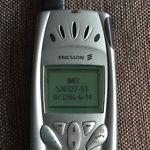 Sony Ericsson P800 Set Of 2 Blue Unlocked Gsm Super Rare Collectible