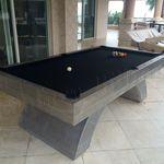 Pin On The Modern Aviator Pool Table