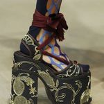 Feminino Sapatos sapatilhas Burberry – prettynew