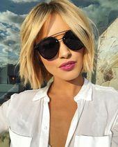 30 Idées modernes de coupes de cheveux superposées – 2019 – Page 19 sur 30 – ZONE COIFFURE X # …   – Hair hair hair….