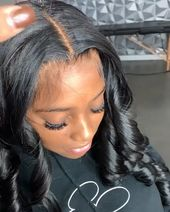 360 Lace Wigs Medium Size Free Wave