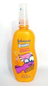 Johnsons Buddies Easy Comb Detangler No More Tangles Spray Sealed 8 Oz Nos New Hair Tangles Ideas Of Hair Tangles Hai With Images Detangler Tangled New Hair