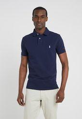 Slim Fit Koszulka Polo Newport Navy Blue Ralph Lauren Slim Fit Polo Polo Ralph Lauren