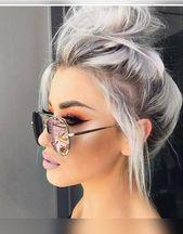 50 Classy Colors Ideen für Frauen Frisur 2019 Diese trendigen Frisuren Ideen würden Sie erstaunliche Komplimente gewinnen. Schauen Sie sich unsere Galerie für mehr ide ...