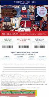 tommy hilfiger coupon may 2019
