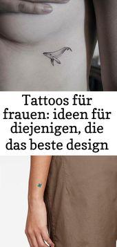 Tätowierungen für Frauen: Ideen für diejenigen, die das beste Design suchen 19 – Tattoos