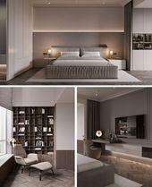 Hipster Master Bedroom | Master Bedroom Scandinavian | Bedroom Plans Minimalist …